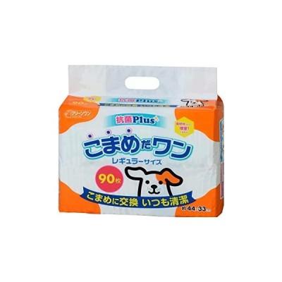 クリーンワン こまめだワン レギュラー 90枚 シーズイシハラ (分類:犬用トイレシート・ペットシート)