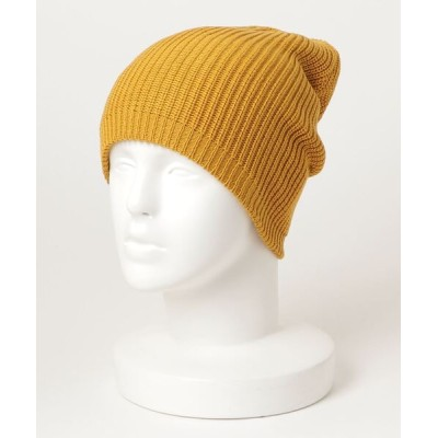 INNOCENT / 『LW』コットンニットキャップ - COTTON KNIT CAP WOMEN 帽子 > ニットキャップ/ビーニー