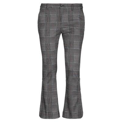 リュー ジョー LIU •JO パンツ ブラック 40 ポリエステル 83% / レーヨン 14% / ポリウレタン 3% パンツ