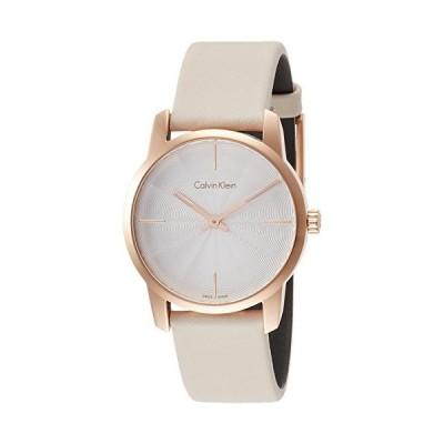 [カルバンクライン]CALVIN KLEIN 腕時計 City(シティ) 2針 ETA社クオーツ K2G236X6 レディース 【正規輸入品】