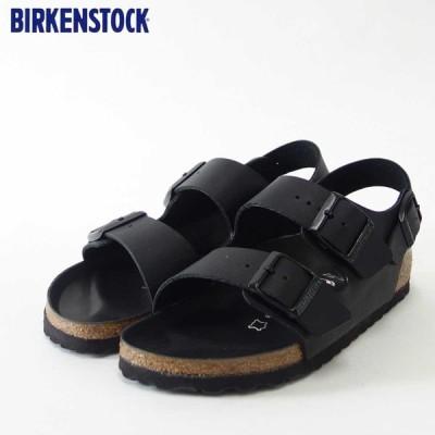BIRKENSTOCK ビルケンシュトック MILANO HEX(ミラノ) GC 1008075 ビルコフロー ブラック(ユニセックス)