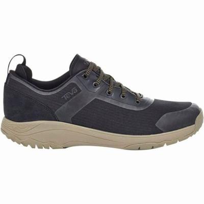 (取寄)テバ メンズ ゲートウェイ ロウ ハイキング シューズ Teva Men's Gateway Low Hiking Shoe Black/Plaza Taupe