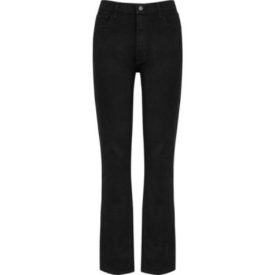 ジェイ ブランド J Brand レディース ジーンズ・デニム ボトムス・パンツ Teagan Black Straight-Leg Jeans Black