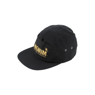 HUF 帽子 ブラック one size コットン 60% / ナイロン 40% 帽子