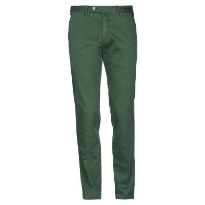 PT Torino パンツ グリーン 46 テンセル 80% / コットン 17% / ポリウレタン 3% パンツ