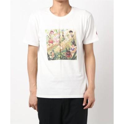 tシャツ Tシャツ 大人も!インセクトランド学習帳付きINSECT LANDの仲間たちTシャツ
