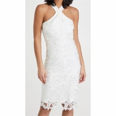ライクリー LIKELY レディース ワンピース ワンピース・ドレス Lace Carolyn Dress White