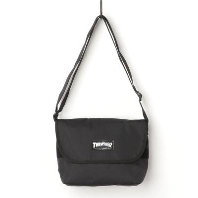 ショルダーバッグ バッグ THRASHER/スラッシャー Flap Shoulder Bag フラップショルダーバッグ