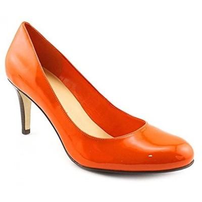 コールハーン レディース パンプス Cole Haan Women's Air Juliana 75 Pump,Orange Patent