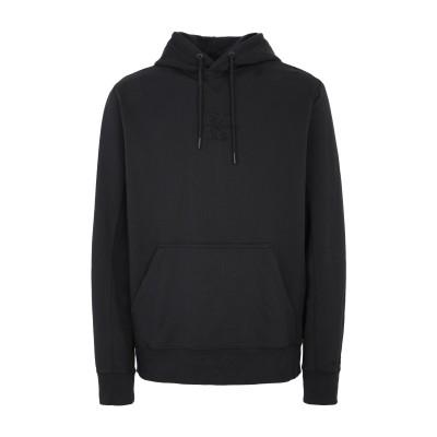 YOOX - CALVIN KLEIN JEANS スウェットシャツ ブラック S コットン 100% スウェットシャツ
