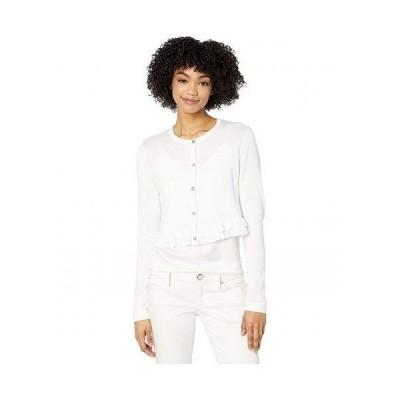 Lilly Pulitzer リリーピューリッツァー レディース 女性用 ファッション セーター Gladys Cardigan - Resort White