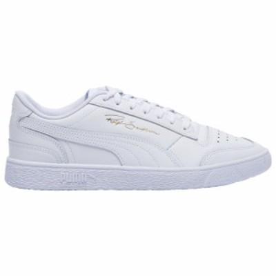 プーマ PUMA メンズ スニーカー シューズ・靴 Ralph Sampson Lo White/White/White