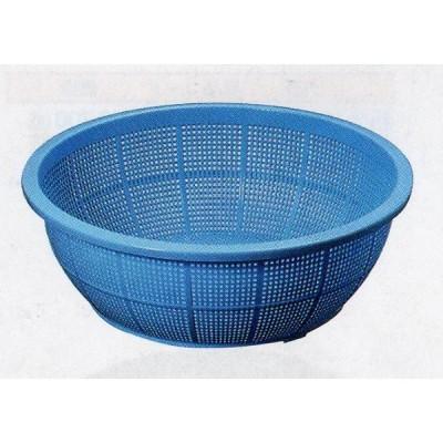 ザル プラスチックザル 水切り ポリザルDX丸型6号