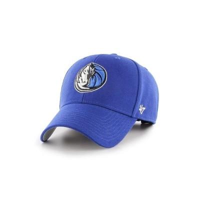 47ブランド 帽子 アクセサリー レディース Dallas Mavericks Team Color '47 MVP Cap RoyalBlue