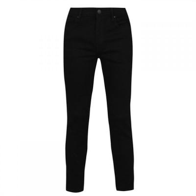 トゥルー レリジョン True Religion メンズ ジーンズ・デニム スキニー ボトムス・パンツ Tony Skinny Jeans Black SB