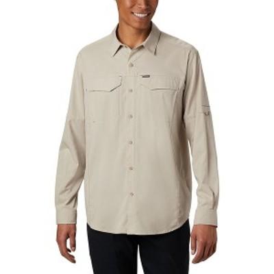 コロンビア メンズ シャツ トップス Silver Ridge Lite Long-Sleeve Shirt Fossil