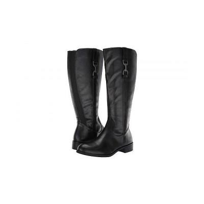 LifeStride ライフストライド レディース 女性用 シューズ 靴 ブーツ ロングブーツ Sikora WC - Black