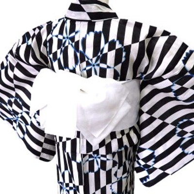 着物美人 送料無料 浴衣 2点セット 綿紅梅 変り織り 女浴衣 浴衣女性 半幅帯黒 浴衣帯 帯付き 浴衣セット 木綿着物 街着 大人 女性用 M F