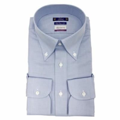 【送料無料!】ソクタス SOKTAS 3 ブルー サイズ 首回り43 裄丈82 長袖ビジネスワイシャツ 【SOKTAS BL】