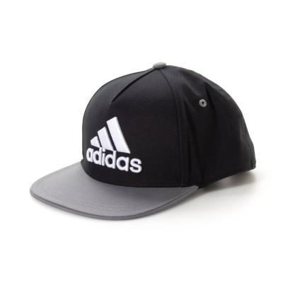 アディダス adidas キャップ KIDSCAP GL8646 (ブラック)