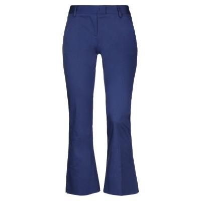 ニューヨークインダストリー NEW YORK INDUSTRIE パンツ ブルー 42 コットン 98% / ポリウレタン 2% パンツ