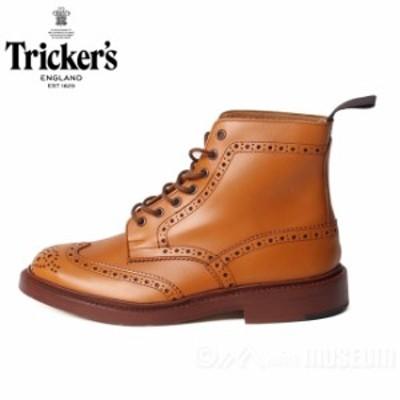 トリッカーズ Tricker's ストウ エイコン アンティーク レザーソール フィッティング5 5634/2【送料無料】