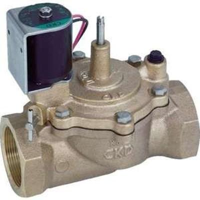 【送料無料】CKD 自動散水制御機器 電磁弁(品番:RSV-32A-210K-P)『3768791』