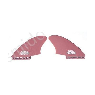 新品未使用!!送料無料!!PACIFIC VIBRATIONS Twin fin Cutaway Keel XL fins Surfboard fins Futures Base