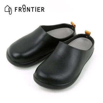 FRONTIER フロンティア bixsole バイソール 【ツッカケ/外履き/オフィス履き/アウトドア】