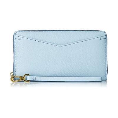 [フォッシル] 財布 CAROLINE ZIP AROUND WALLET SL7795 ホライゾンブルー