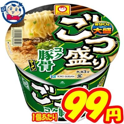カップ麺 東洋水産 マルちゃんごつ盛りコク豚骨ラーメン 115g×12個 1ケース 2ケースまで送料1配送分