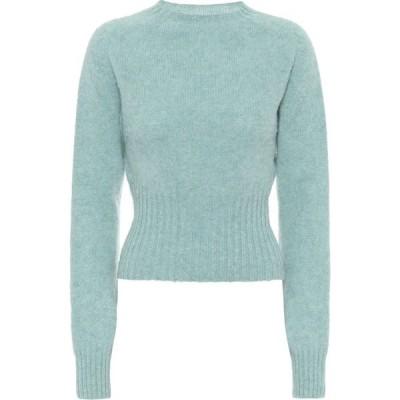 ヴィクトリア ベッカム Victoria Beckham レディース ニット・セーター トップス wool sweater Mint
