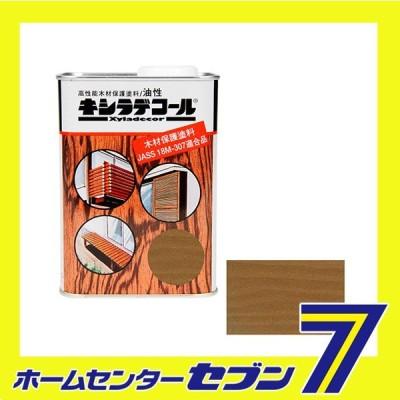 キシラデコール 0.7L 102 ピニー[建築 住宅資材 接着剤 塗料 オイル塗料]