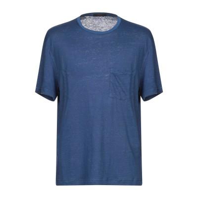 ザ ジジ THE GIGI T シャツ ブルー S 麻 100% T シャツ
