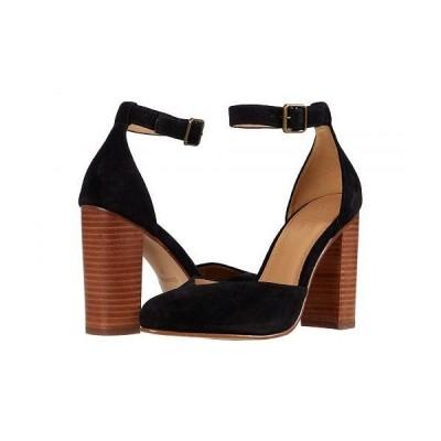 Soludos ソルドス レディース 女性用 シューズ 靴 ヒール Collette Heel - Black 1
