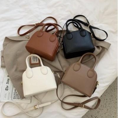 ボストン ショルダーバッグ 合成皮革 2021新作 鞄 小さめ 小ぶり 肩掛け    財布