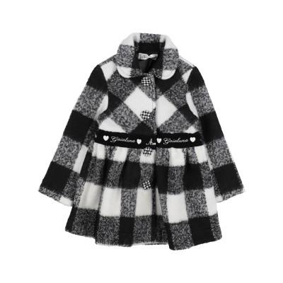 GAIALUNA コート ブラック 5 ポリエステル 100% コート