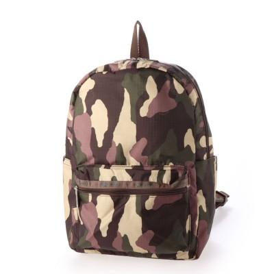 レスポートサック LeSportsac 【日本限定】Medium Carson Backpack (ウッドランドカモ)