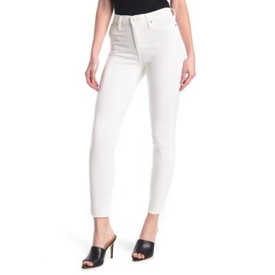 ハドソンジーンズ レディース デニムパンツ ボトムス High Rise Blair Ankle Super Skinny Jeans CREST LINE