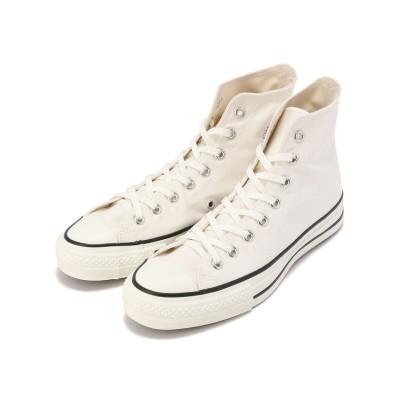 【ガーデン】 CONVERSE/コンバース/OXCANVAS ALL STAR J Hi/キャンバスオールスターハイ メイドインジャパン メンズ ホワイト 90 GARDEN