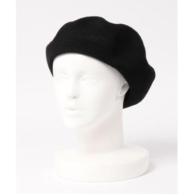 perky room / 【Sense of Grace】YUYU BERET(DSB007U) WOMEN 帽子 > ハンチング/ベレー帽