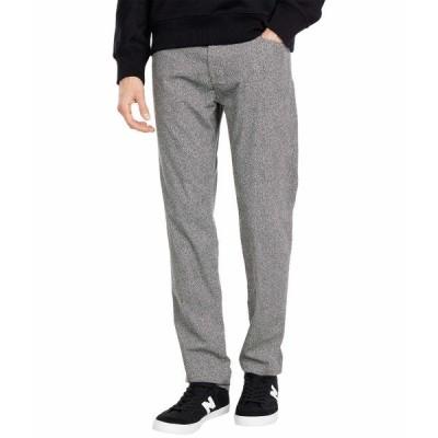 エージー アドリアーノゴールドシュミット カジュアルパンツ ボトムス メンズ Tellis Modern Slim Leg Printed Pants Camino Florence Fog