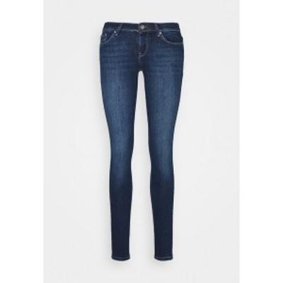 オンリー レディース デニムパンツ ボトムス ONLCORAL LIFE - Jeans Skinny Fit - dark blue denim dark blue denim