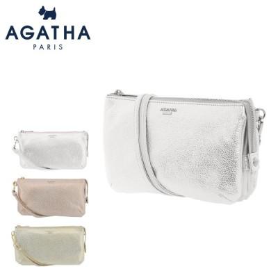 アガタ パリ 長財布 ショルダー 2WAY レディース ルソワール 13038 AGATHA PARIS | お財布ポシェット
