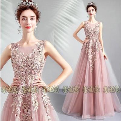 ウエディングドレス 新作 高品質 カラードレス 二次会ドレス パーティードレス ロングドレス 花嫁ドレス 大きいサイズ 結婚式 おしゃれ 撮影 豪華 礼服