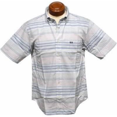 セール マクレガー ボタンダウン半袖シャツ メンズ 111169309 半袖シャツ L