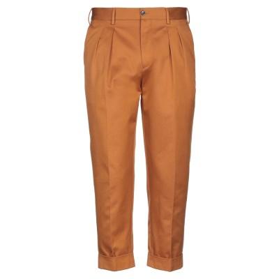 PT Torino パンツ ブラウン 50 コットン 100% パンツ