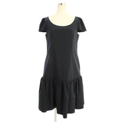 フォクシーニューヨーク ワンピース 38336 Dress 半袖 42