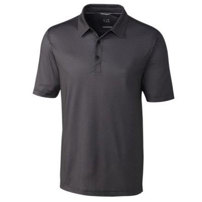 カッターアンドバック メンズ ポロシャツ トップス Men's Pike Polo Pennant