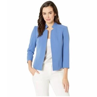 Anne Klein アンクライン 服 一般 Cropped Stand Collar Jacket